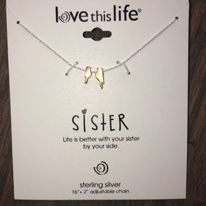 Love this Life necklace
